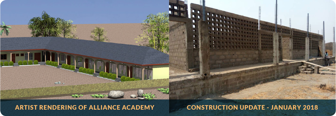 Alliance Academy Progress
